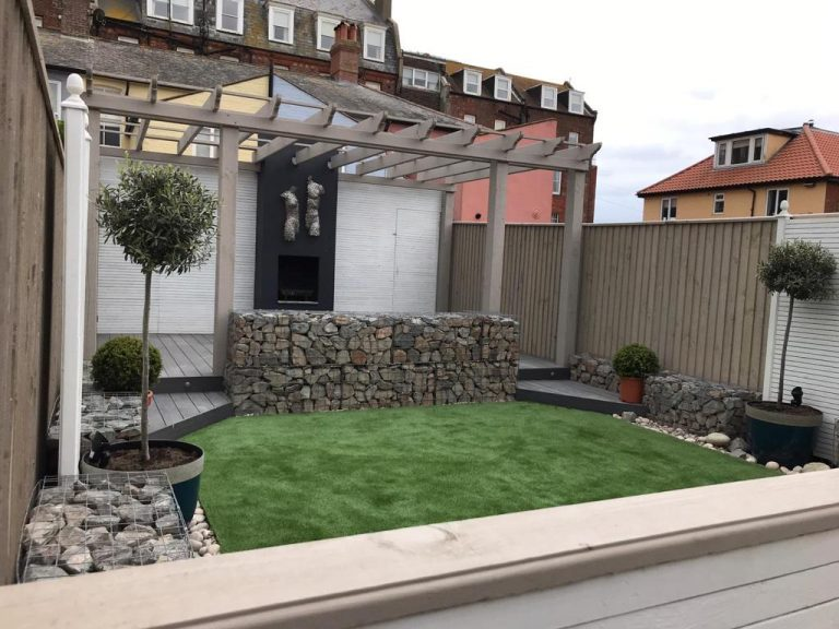 Garden landscaping in aldeburgh